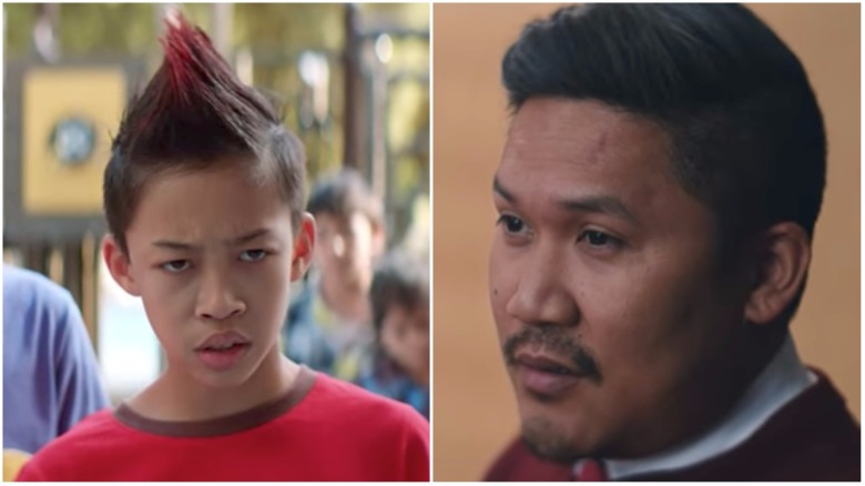 Rufio hook bangarang peter pan dante basco