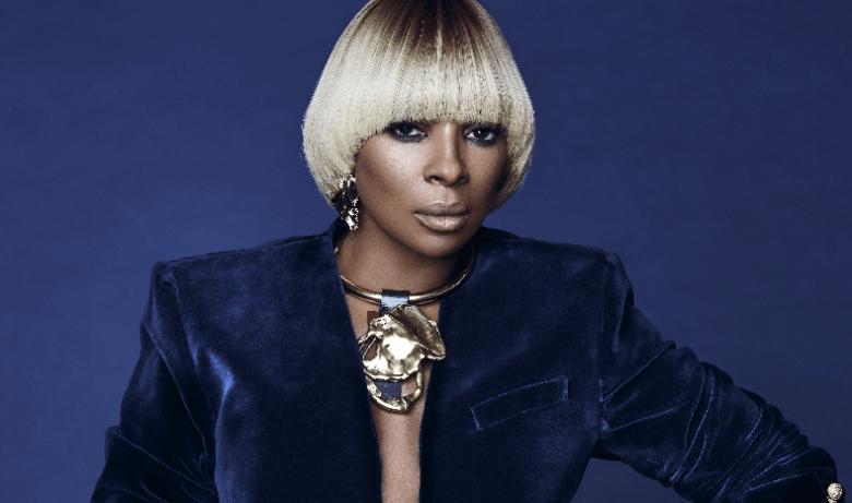 """Mary J. Blige (""""Mudbound"""")"""