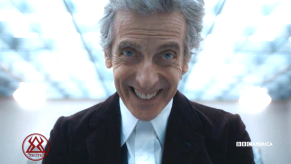 """Peter Capaldi, """"Doctor Who"""""""