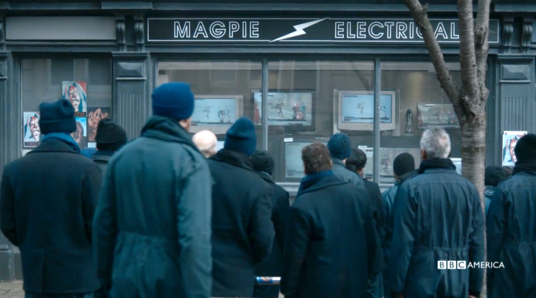 "Magpie Electricals, ""Doctor Who"""
