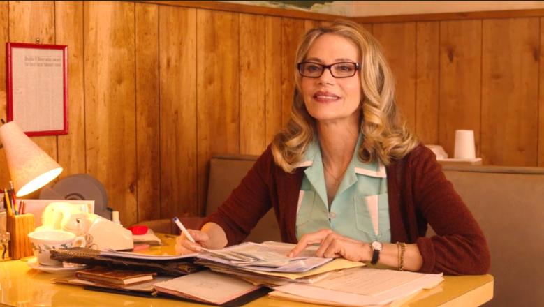 "Peggy Lipton, ""Twin Peaks"""