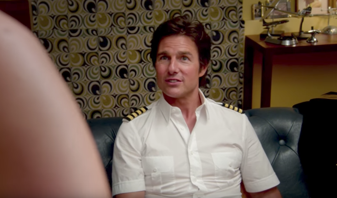 'American Made' Trailer: Tom Cruise Is A 1980s Drug ...