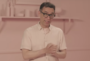 Band Aid Fred Armisen