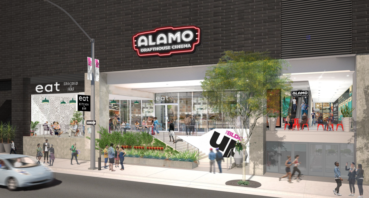 Alamo Drafthouse to Open Downtown LA Theater