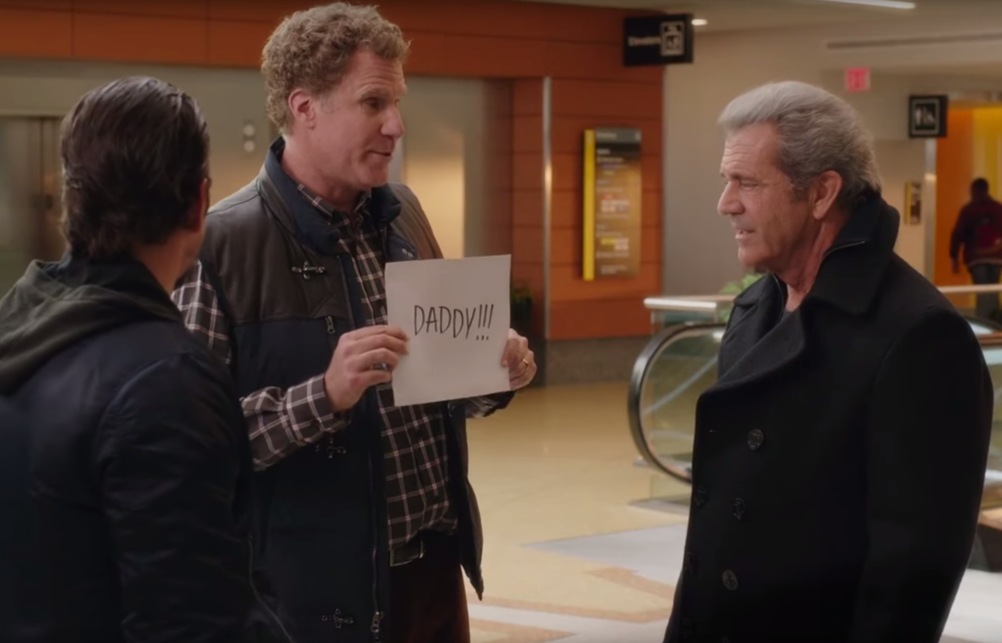 'Daddy's Home 2' Trailer: Mel Gibson and John Lithgow Crash the Party
