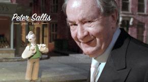 Peter Sallis Wallace and Gromit
