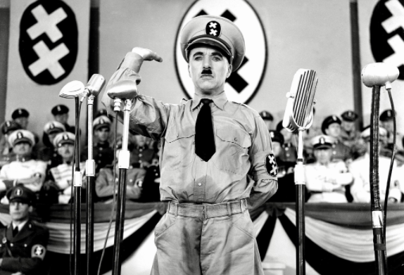 Charlie Chaplin great dictator thailand