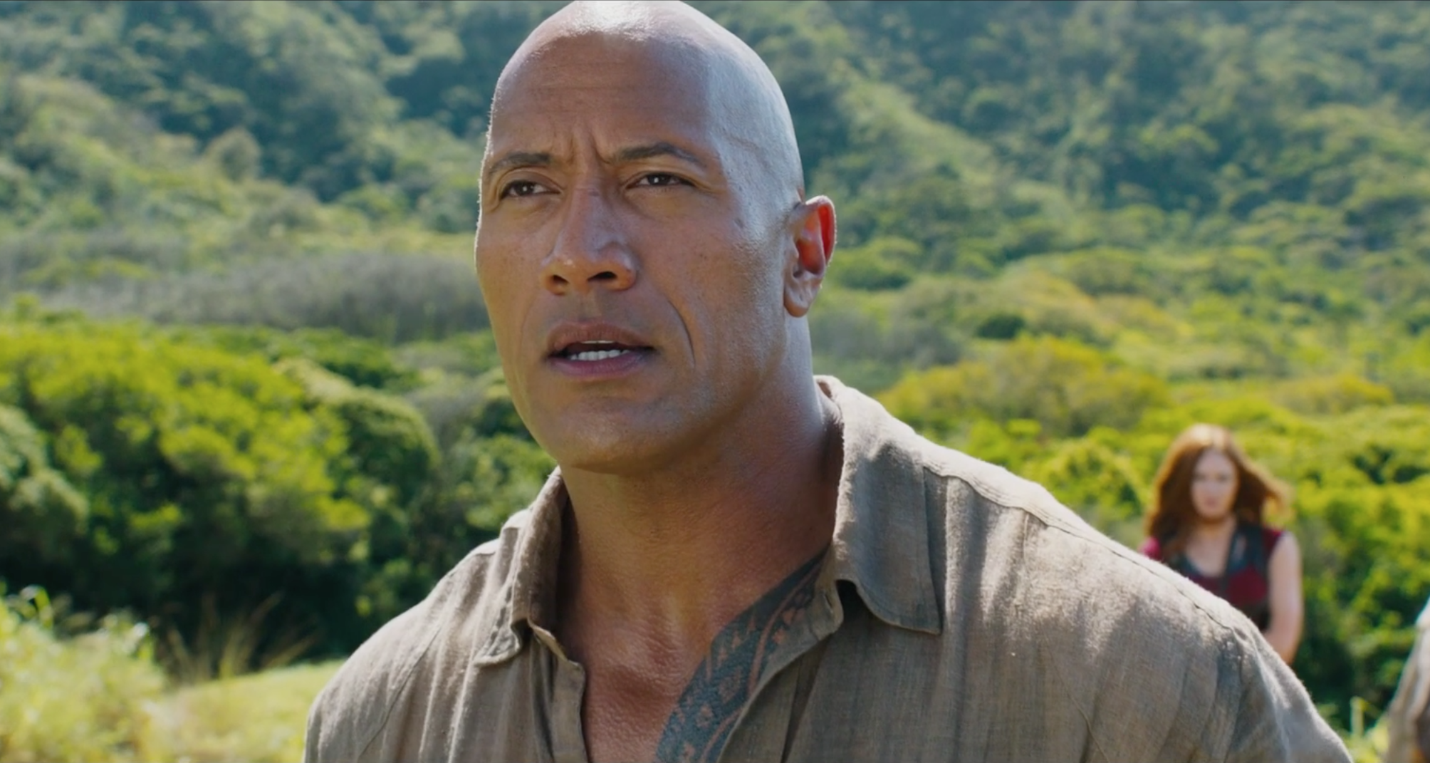 'Jumanji: Welcome to the Jungle' Trailer: The Rock and ...