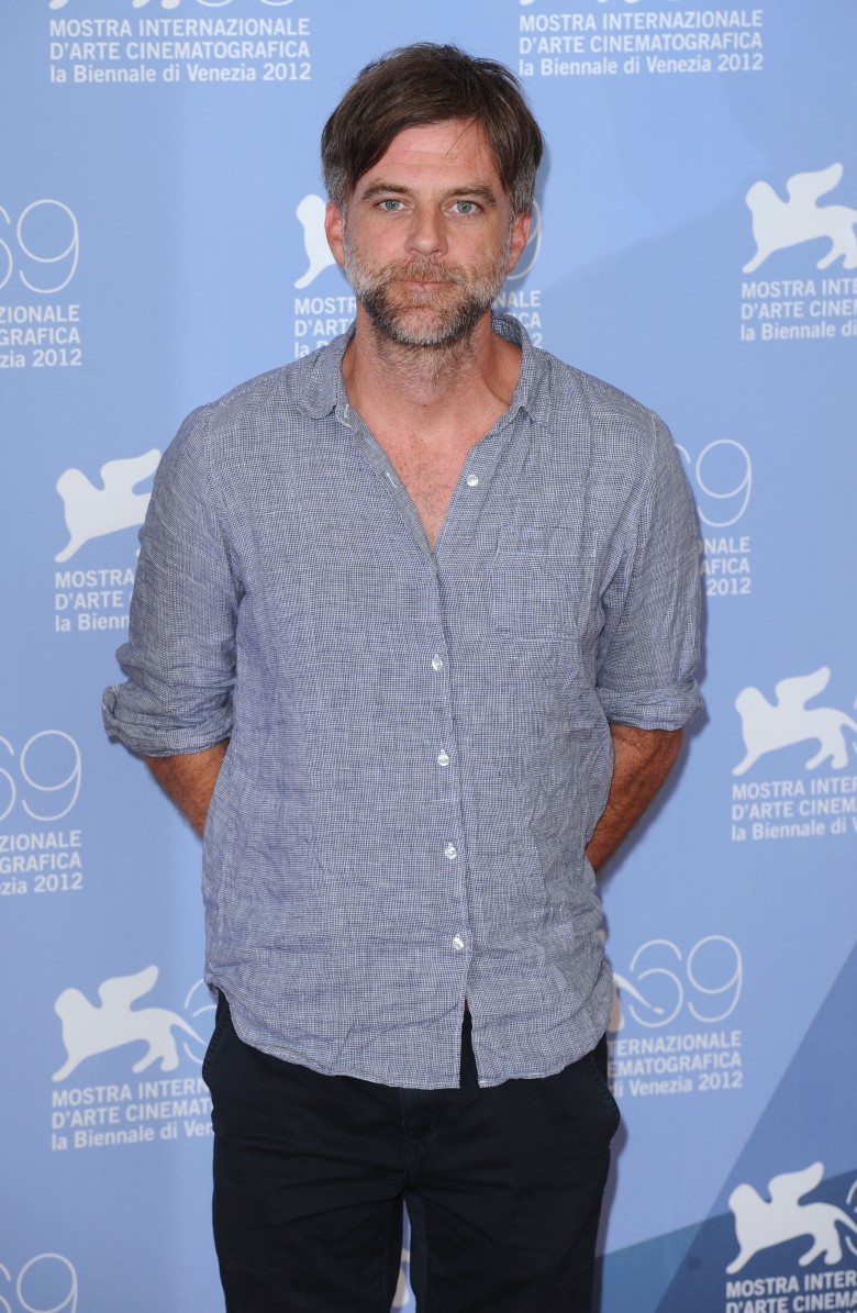 Paul Thomas Anderson'The Master' film photocall,