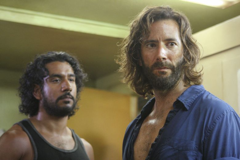 "Naveen Andrews and Henry Ian Cusick, ""Lost"""