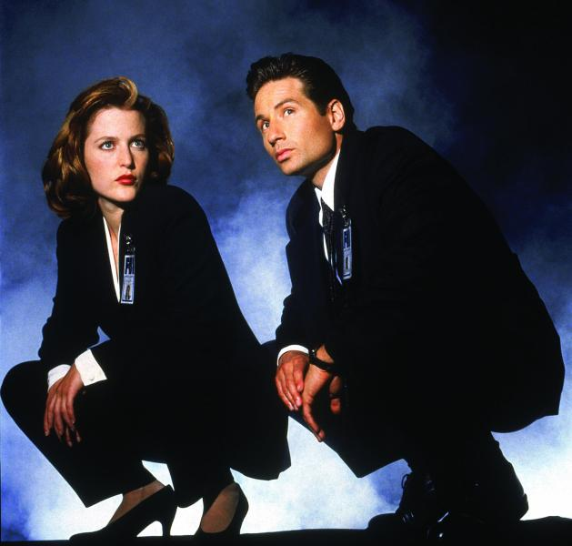 """""""The X-Files"""""""