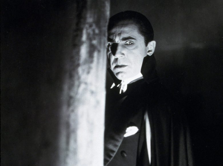 No Merchandising. Editorial Use OnlyMandatory Credit: Photo by SNAP/REX/Shutterstock (390873di)FILM STILLS OF 'DRACULA' WITH 1931, CAPE, CLOTHING, DRACULA & OTHER VAMPIRES, BELA LUGOSI, DRACULA, VAMPIRE, DARK, MOODY, NOIR, TUXEDO, BASE LIT, HORROR IN 1931VARIOUS