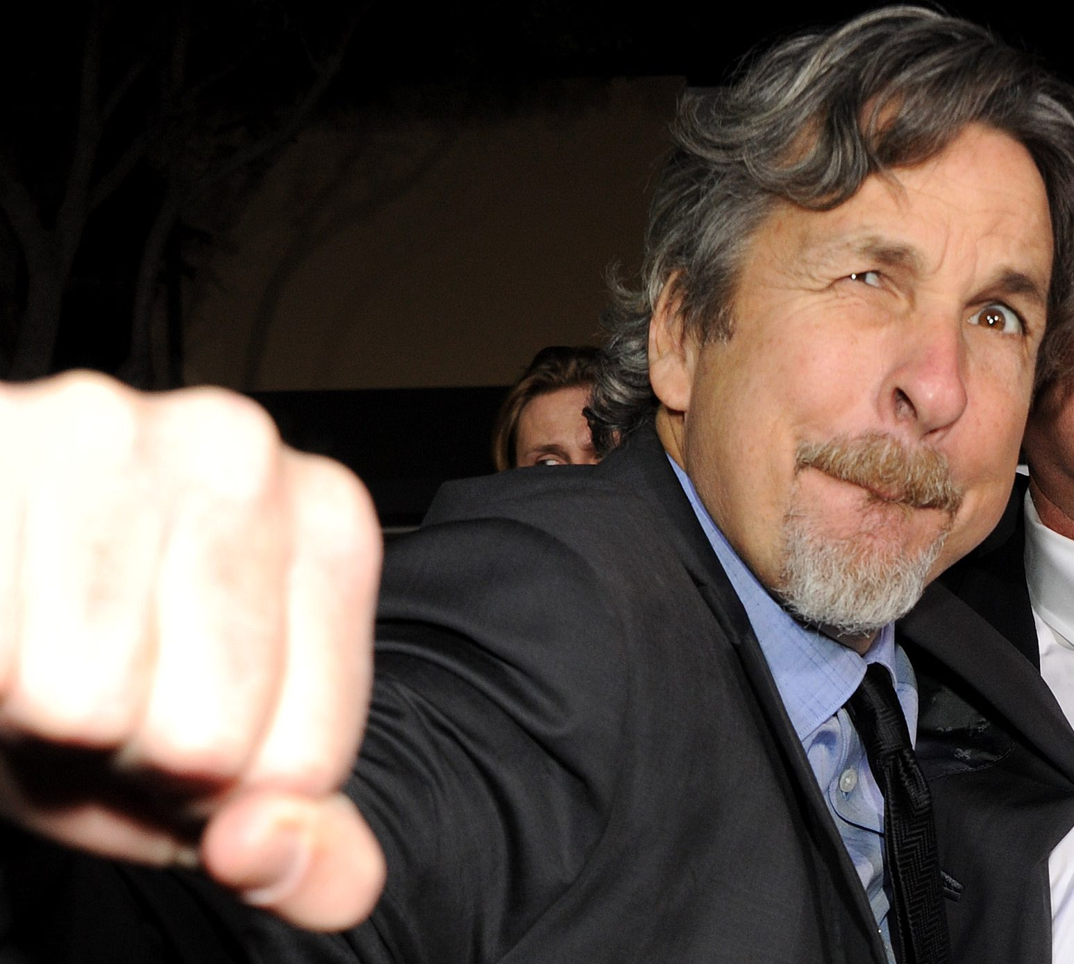 Peter Farrelly and Bobby Farrelly'Dumb and Dumber To' film premiere, Los Angeles, America - 03 Nov 2014