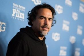 Alejandro Gonzalez InarrituOutstanding Directors of the Year Award, Arlington Theater, 31st Annual Santa Barbara International Film Festival, America - 11 Feb 2016