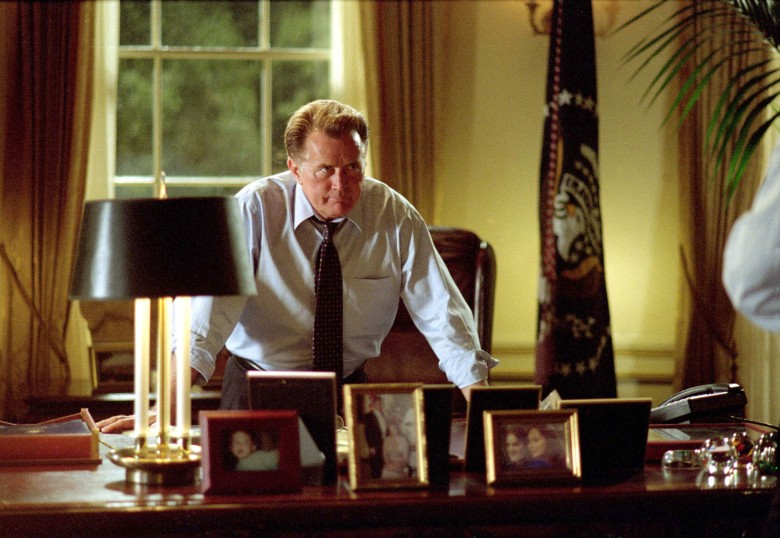 No Merchandising. Editorial Use Only. No Book Cover Usage.Mandatory Credit: Photo by Warner Bros TV/Kobal/REX/Shutterstock (5879853b)Martin SheenThe West Wing - 2001Warner Bros TVUSATelevisionTv Classics
