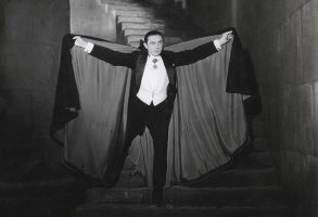 No Merchandising. Editorial Use Only. No Book Cover Usage.Mandatory Credit: Photo by Universal/Kobal/REX/Shutterstock (5885825am)Bela LugosiDracula - 1931Director: Tod BrowningUniversal PicturesUSAFilm PortraitHorror