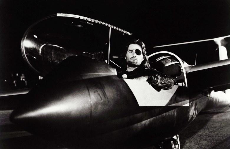 Kurt Russell Escape from New York
