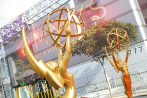Emmys atmosphereEMMY Red Carpet Roll Out with Jimmy Kimmel, Los Angeles, USA - 14 Sep 2016