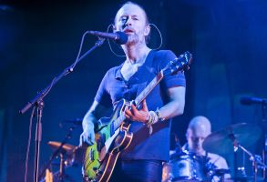 Radiohead - Thom YorkeLollapalooza, Berlin, Germany - 11 Sep 2016