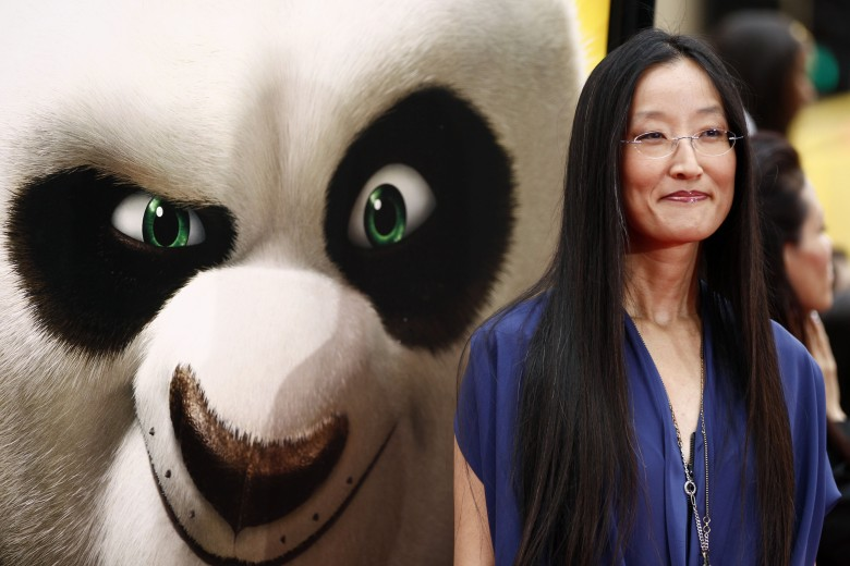 """Jennifer Yuh Nelson Director Jennifer Yuh Nelson arrives at the premiere of """"Kung Fu Panda 2"""" in Los Angeles, . The film opens May 26, 2011Kung Fu Panda 2, Los Angeles, USA"""