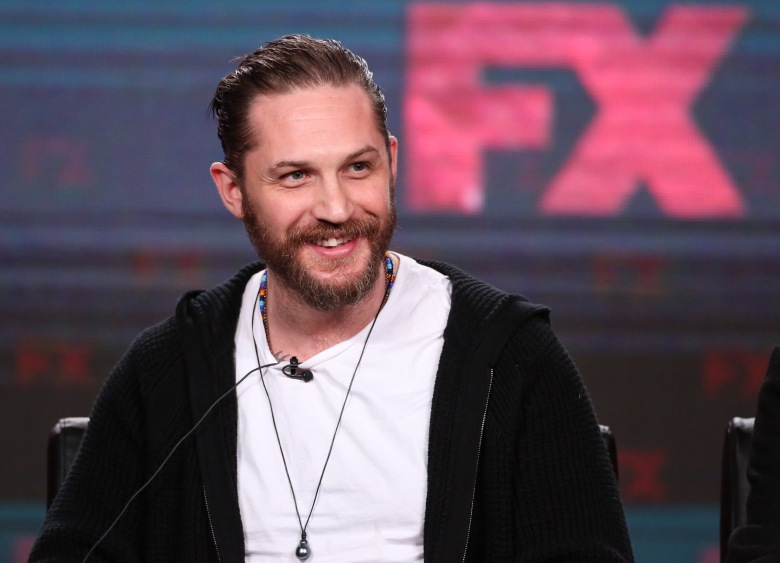 Tom HardyFX's 'Taboo' Panel, TCA Winter Press Tour, Los Angeles, USA - 12 Jan 2017