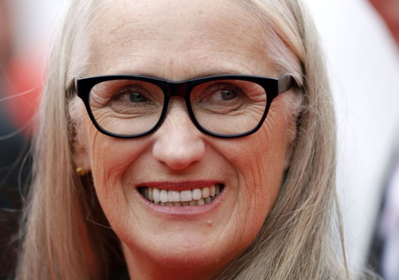 President of the Jury New Zealand Director Jane Campion Arrives For the Screening of the Palme D'or (golden Palm) Winning Film 'Winter Sleep' Which Closes the 67th Annual Cannes Film Festival in Cannes France 25 May 2014 France CannesFrance Cannes Film Festival 2014 - May 2014
