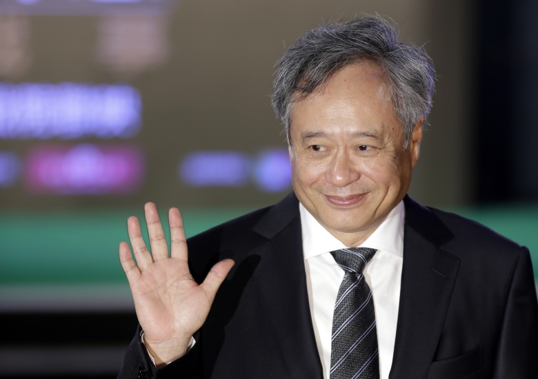 Taiwanese Director Ang Lee Poses For Photograph During the Asian Premiere of His Movie 'Billy Lynn's Long Halftime Walk' in Taipei Taiwan 02 November 2016 Taiwan TaipeiTaiwan Cinema - Nov 2016 Taiwanese director Ang Lee poses for photograph during the Asian premiere of his movie 'Billy Lynn's Long Halftime Walk' in Taipei, Taiwan, 02 November 2016.