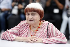 Agnes VardaVisages, Villages Photocall - 70th Cannes Film Festival, France - 19 May 2017French director Agnes Varda poses during the photocall for 'Visages, Villages' (Faces Places)' at the 70th annual Cannes Film Festival, in Cannes, France, 19 May 2017. The movie is presented in the section Special Screenings of the festival which runs from 17 to 28 May.