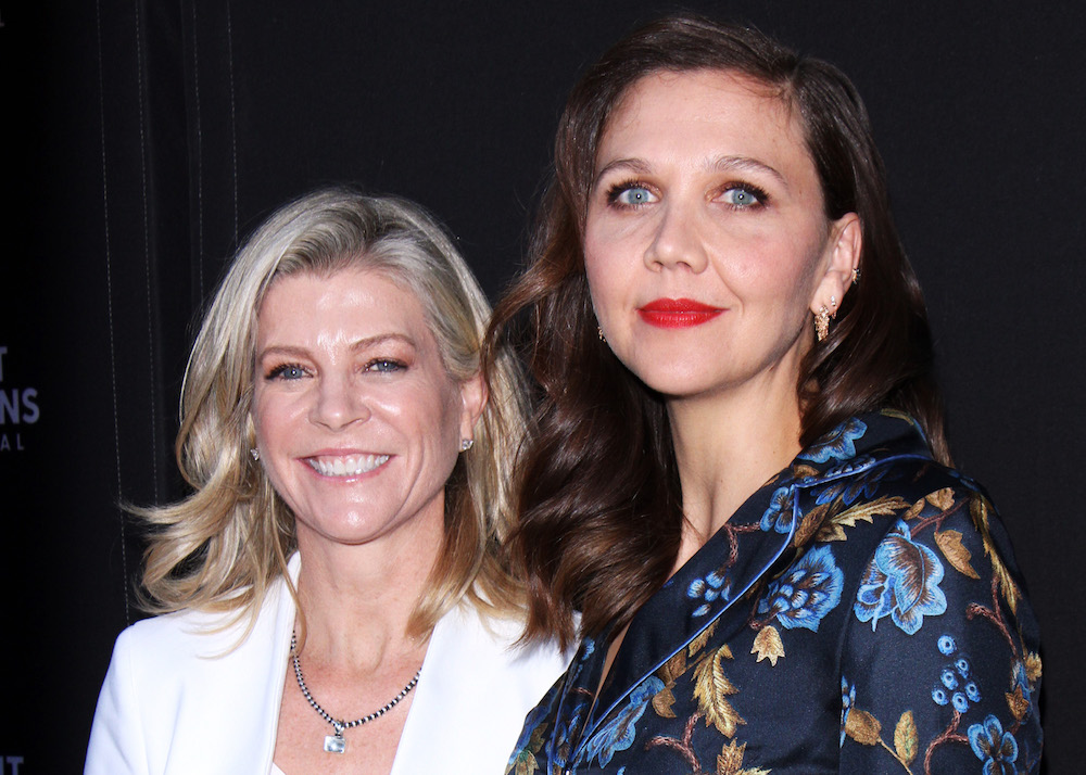 Michelle MacLaren, Maggie Gyllenhaal 'The Deuce' TV Show premiere, IFC Split Screens Festival, New York, USA - 02 Jun 2017