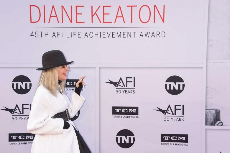 Diane KeatonAFI Life Achievement Award Gala, Los Angeles, USA - 08 Jun 2017