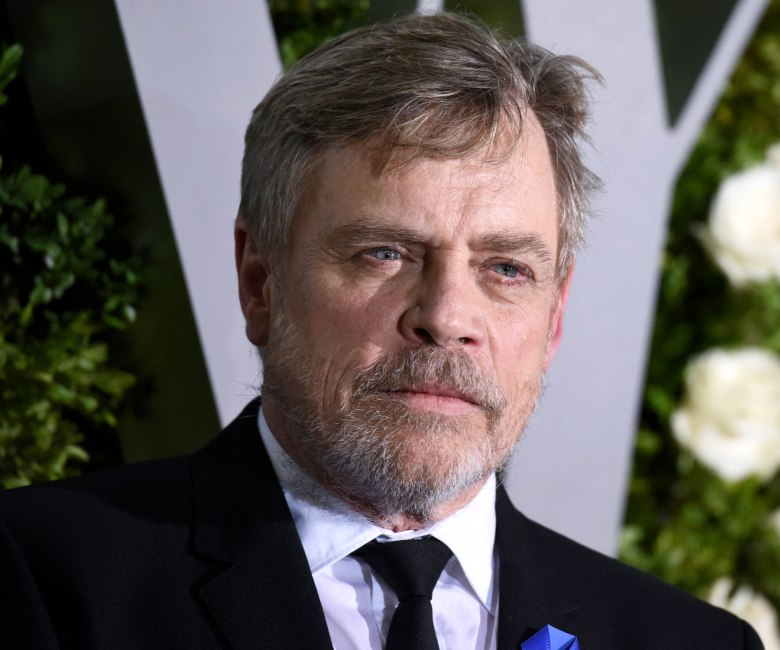 Mark Hamill71st Annual Tony Awards, Arrivals, New York, USA - 11 Jun 2017