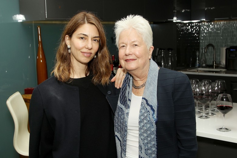 Sofia Coppola, Eleanor CoppolaSofia Coppola hosts a special screening for her mother Eleanor Coppola's film, Sony Pictures Classics' 'Paris Can Wait', New York, USA - 27 Apr 2017