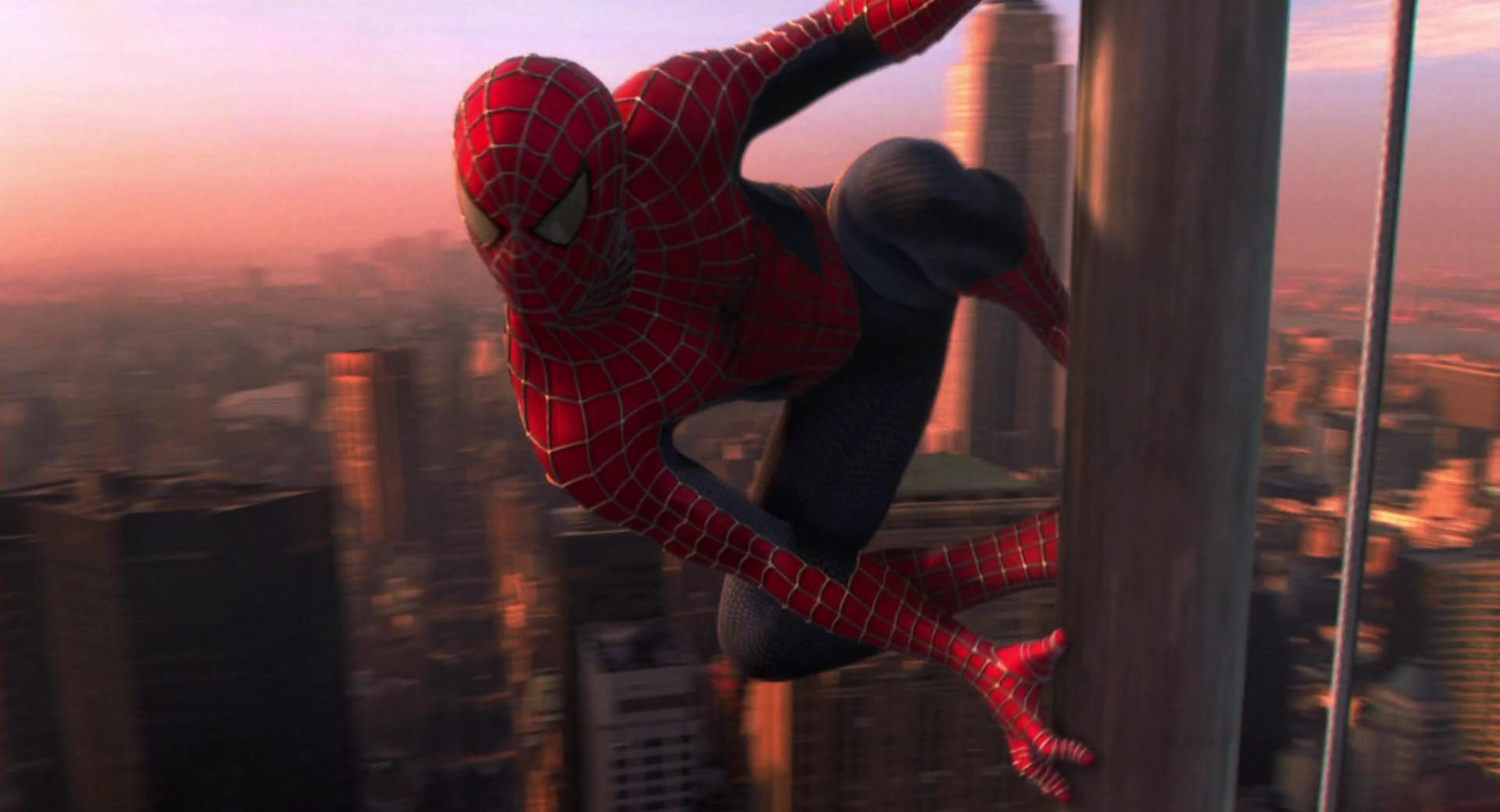 �spiderman� directors� radical redesigns for each reboot