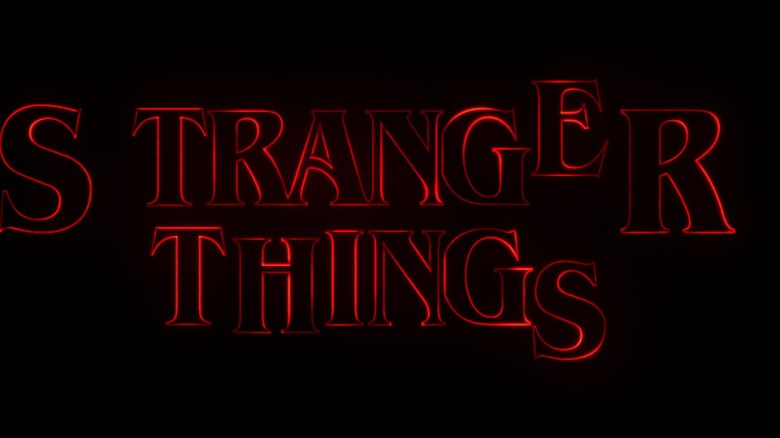 """Stranger Things"" Titles"