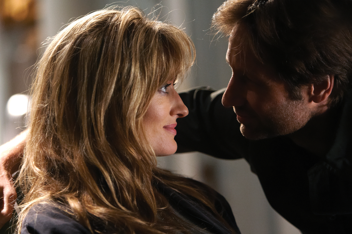 Californication Natasha McElhone David Duchovny