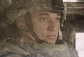 Miles Teller Thank You for Your Service