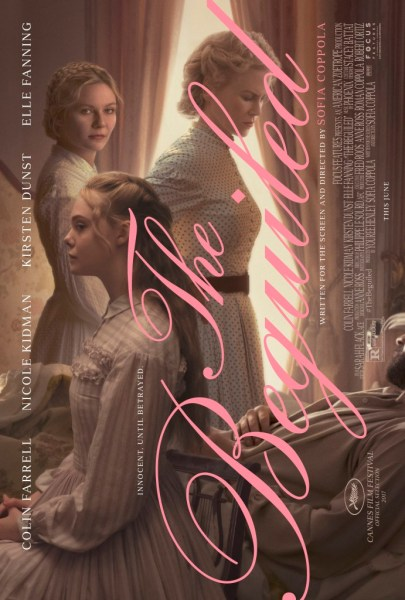 "Sofia Coppola, ""The Beguiled"""