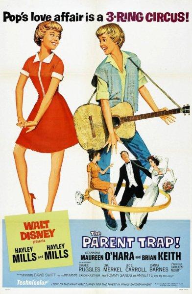 """""""The Parent Trap"""" (1961)"""