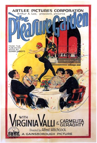 """""""The Pleasure Garden"""" (1925)"""