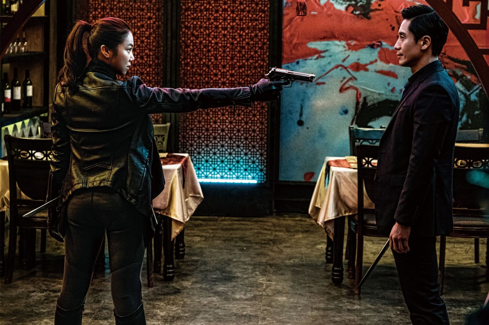 the villainess review the craziest action movie of 2017