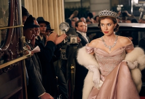 "Vanessa Kirby, ""The Crown"""