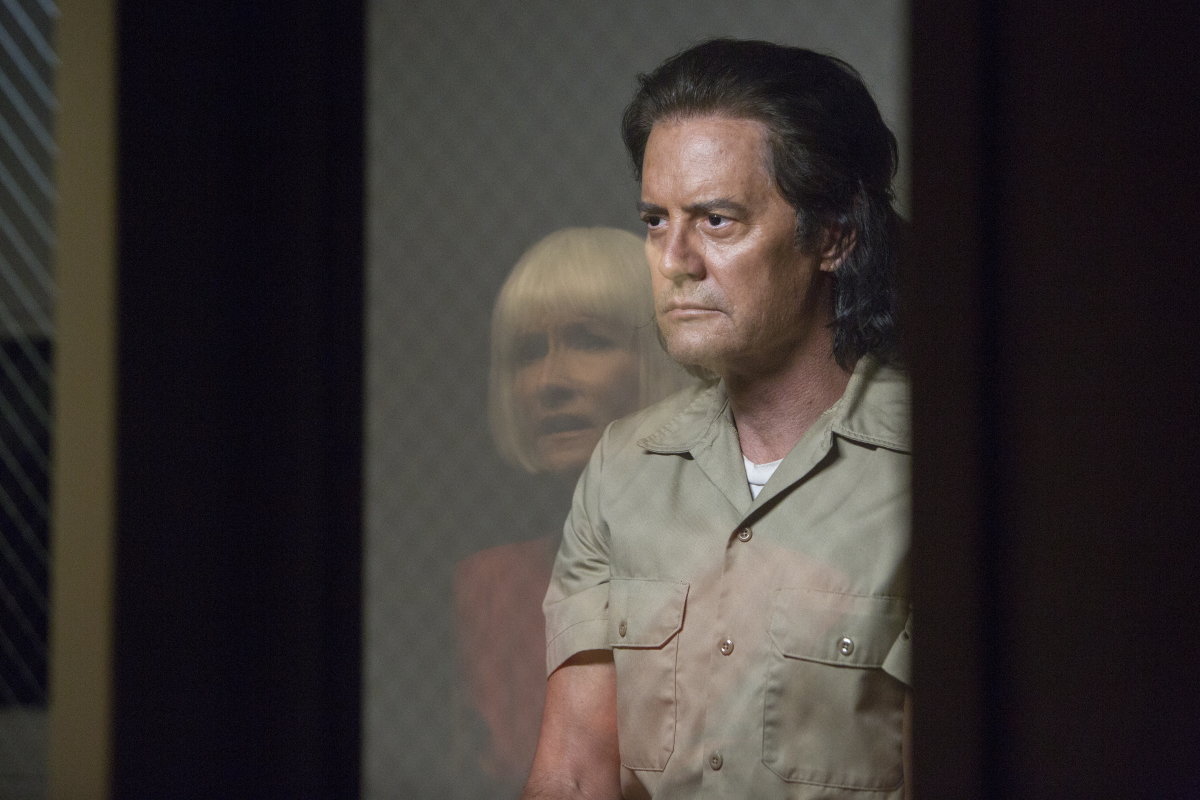 Twin Peaks 2017 Season 3 Kyle MacLachlan Part 7 Episode 7