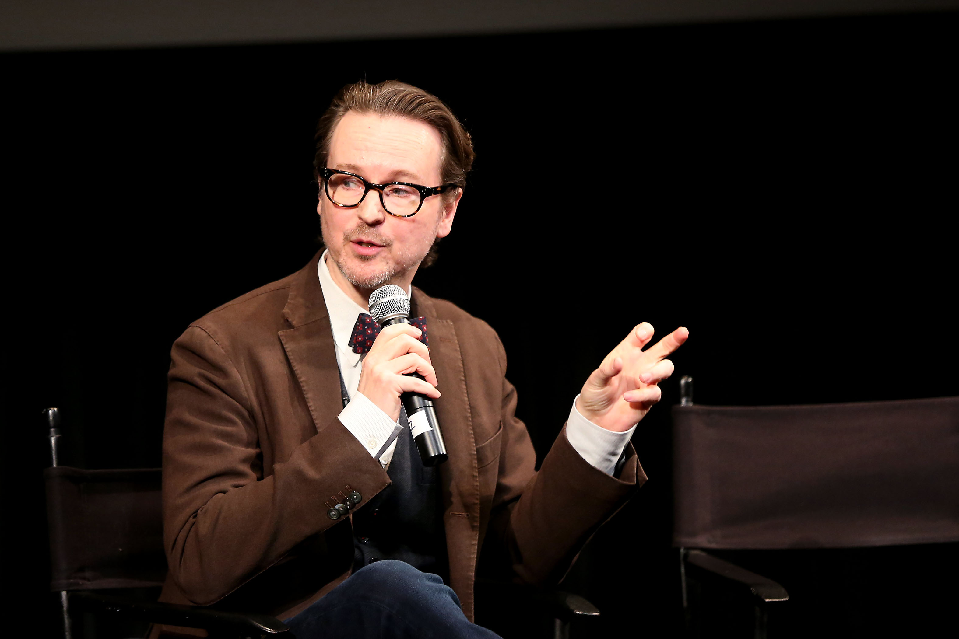 Matt Reeves20th Century Fox New Year Presentation - War for the Planet of the Apes, New York, USA - 08 Dec 2016