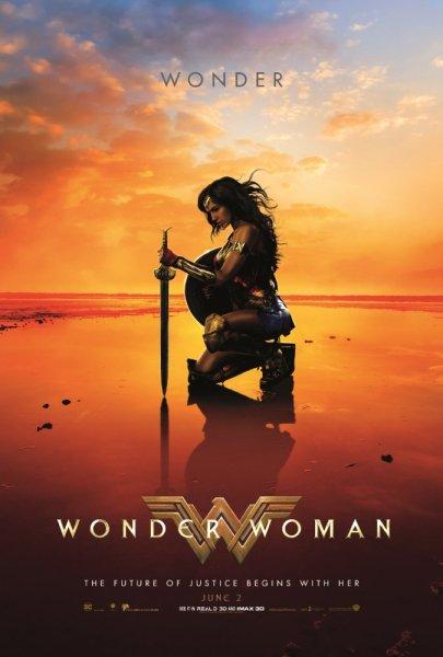 """Wonder Woman"" (June 2)"