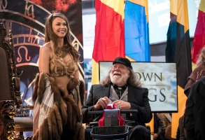 "Sutton Foster and Richard Masur, ""Younger"""