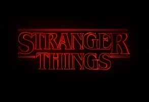 Stranger Things Netflix Titles Opening Credits