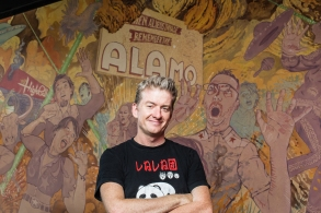 Alamo Drafthouse's Tim League