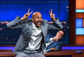 Keegan-Michael Key Late Show
