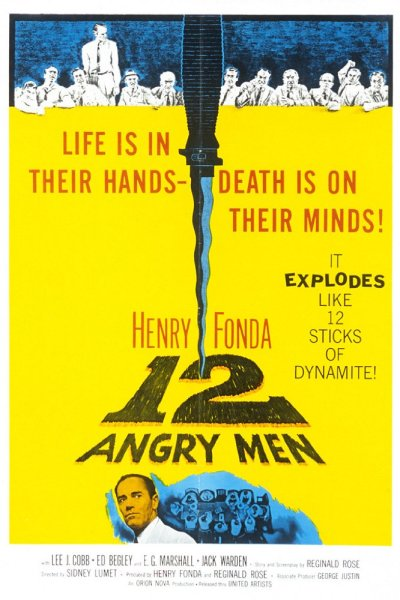 """""""12 Angry Men"""" (1957)"""