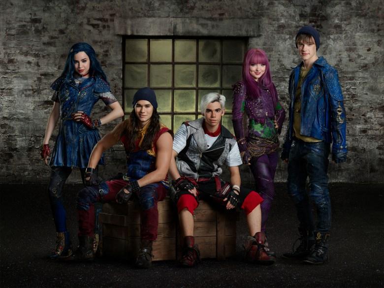 descendants 2 the female writing team behind disney s biggest tv